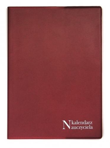 Kalendarz Nauczyciela A5 Tygodniowy PCV