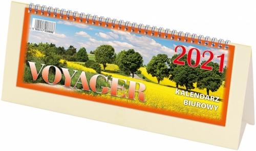 Kalendarz biurowy stojący VOYAGER